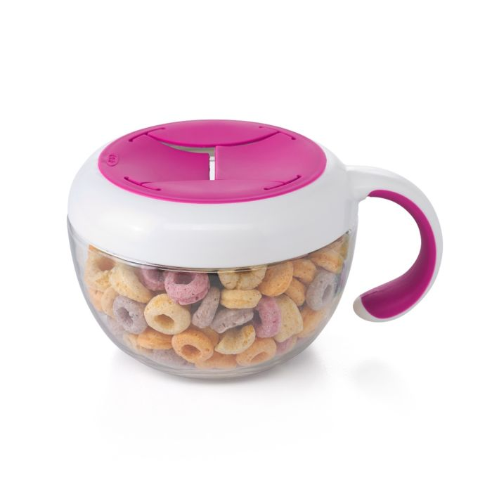OXO Tot Flippy™ Snack Cup with Travel Cover 7360
