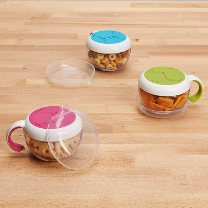 OXO Tot Flippy™ Snack Cup with Travel Cover 7364