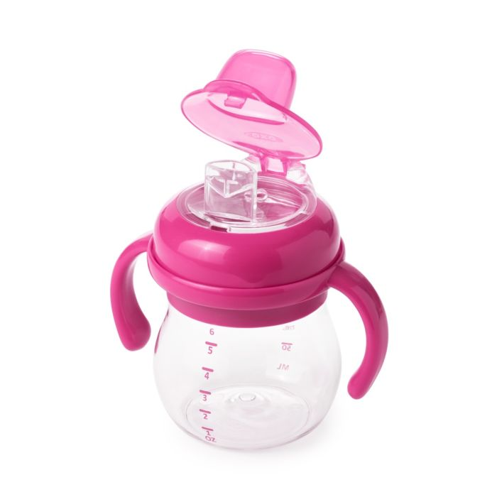 Transitions Soft Spout Sippy Cup with Removable Handles 7355