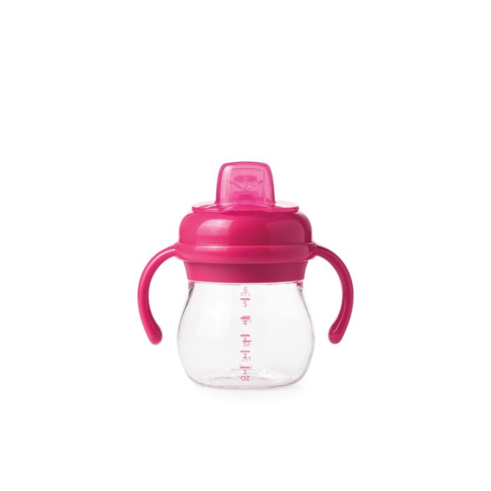 Transitions Soft Spout Sippy Cup with Removable Handles 3734