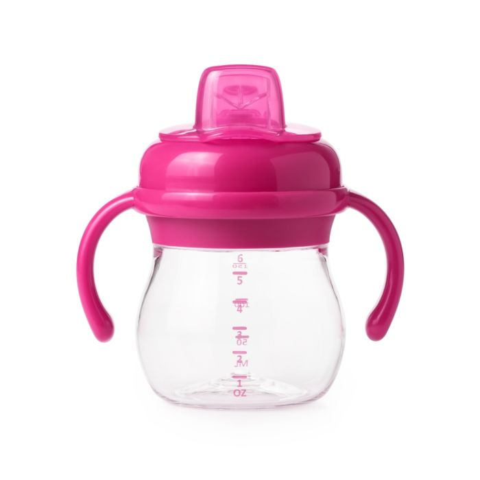 Transitions Soft Spout Sippy Cup with Removable Handles 7350