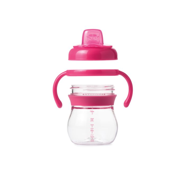 Transitions Soft Spout Sippy Cup with Removable Handles 3735