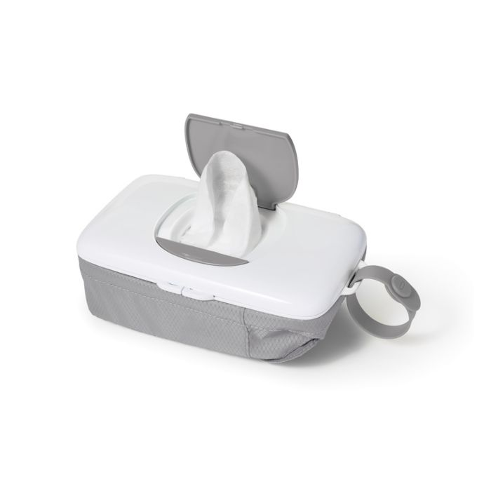 On-the-Go Wipes Dispenser with Diaper Pouch 4067