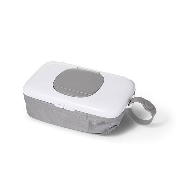 On-the-Go Wipes Dispenser with Diaper Pouch 4069