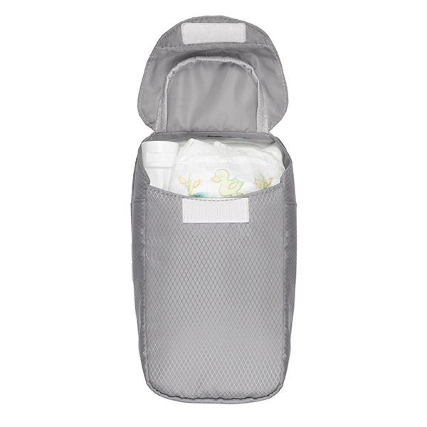 On-the-Go Wipes Dispenser with Diaper Pouch 4070