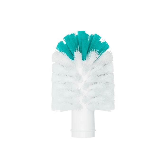 Soap Dispensing Bottle Brush with Stand  4617