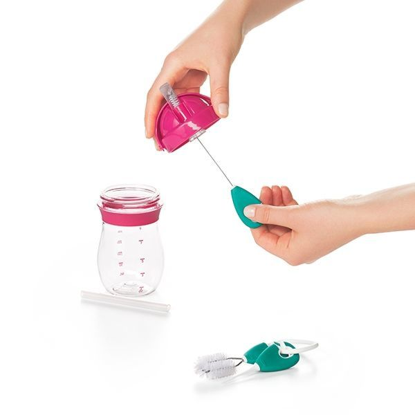 OXO Tot Cleaning Set For Straw & Sippy Cups 4463