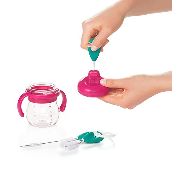 OXO Tot Cleaning Set For Straw & Sippy Cups 4464