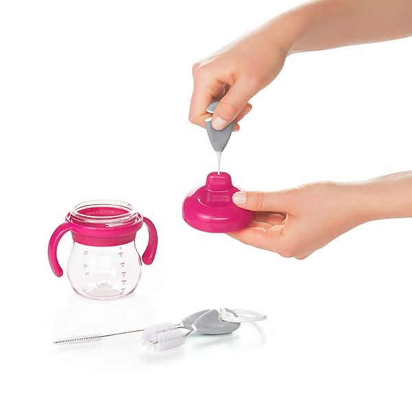 OXO Tot Cleaning Set For Straw & Sippy Cups  4470