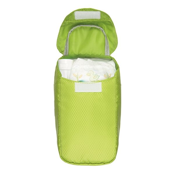 On-the-Go Wipes Dispenser with Diaper Pouch 3638