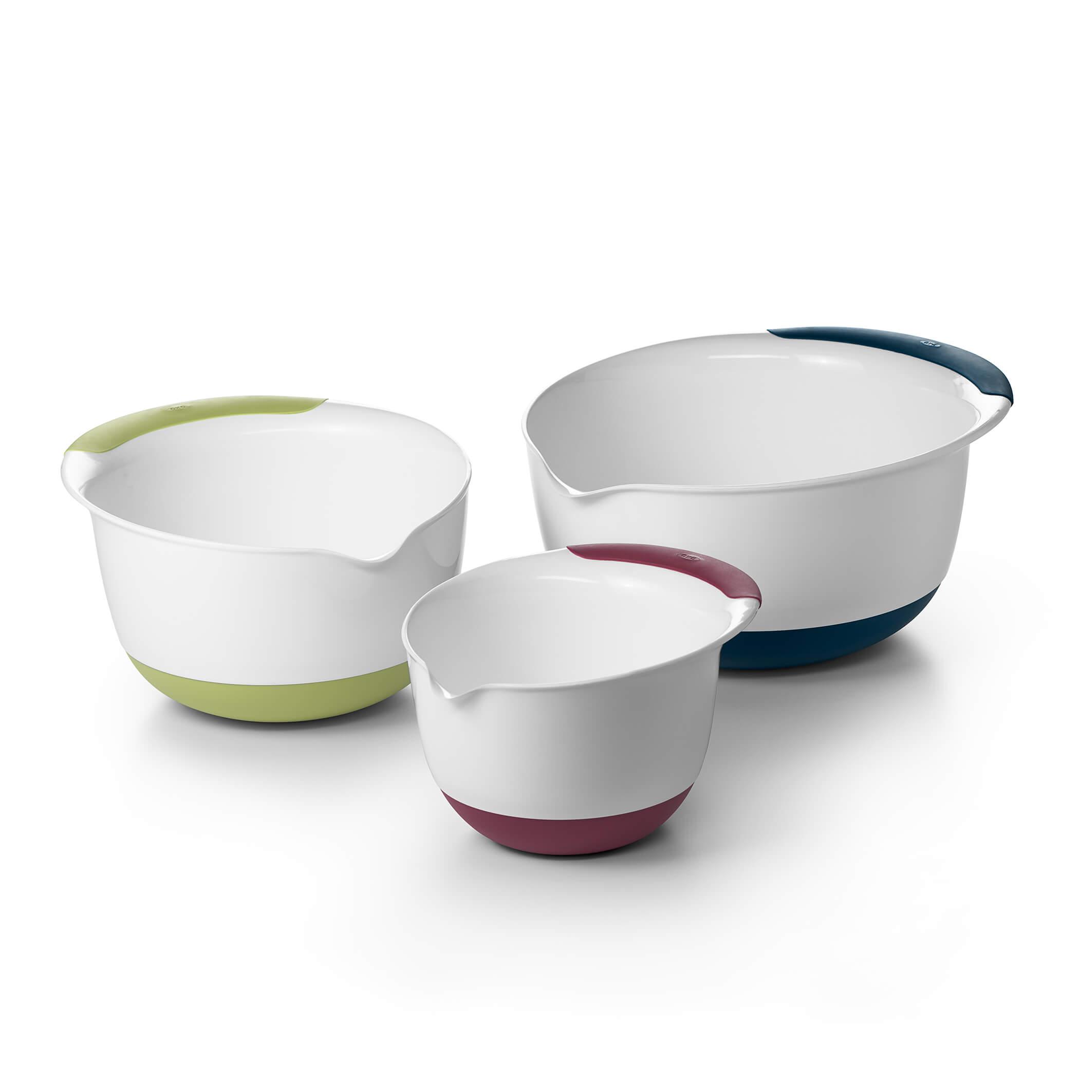 3-Piece Mixing Bowl Set