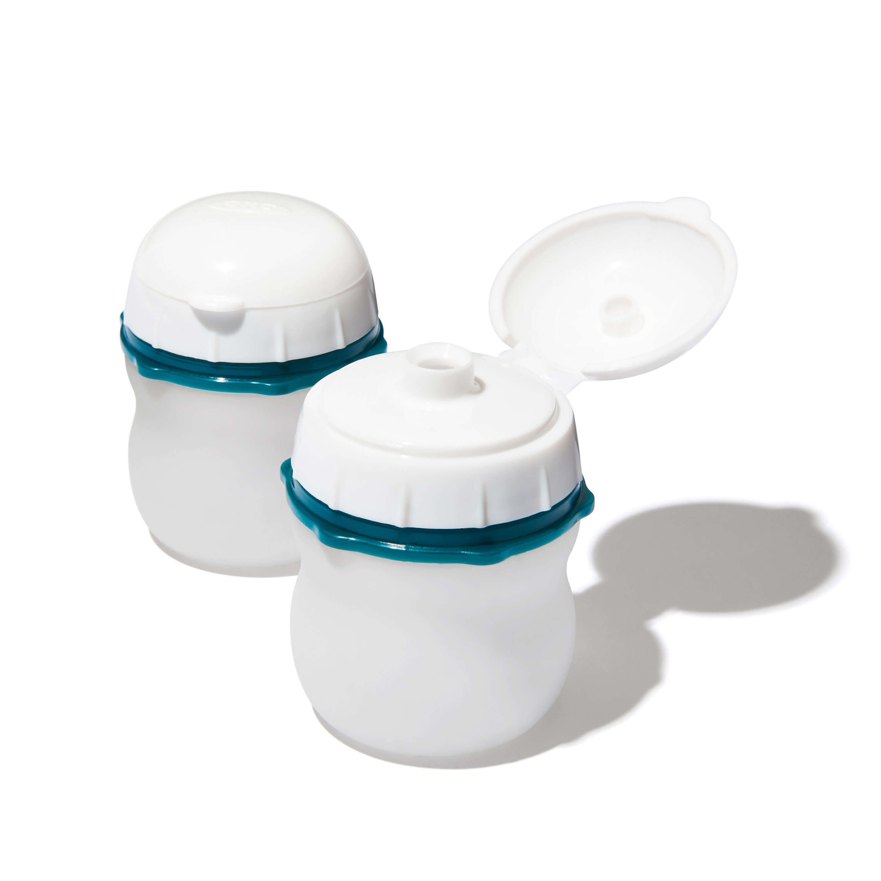 Prep & Go Silicone Squeeze Bottle - 2 Pack