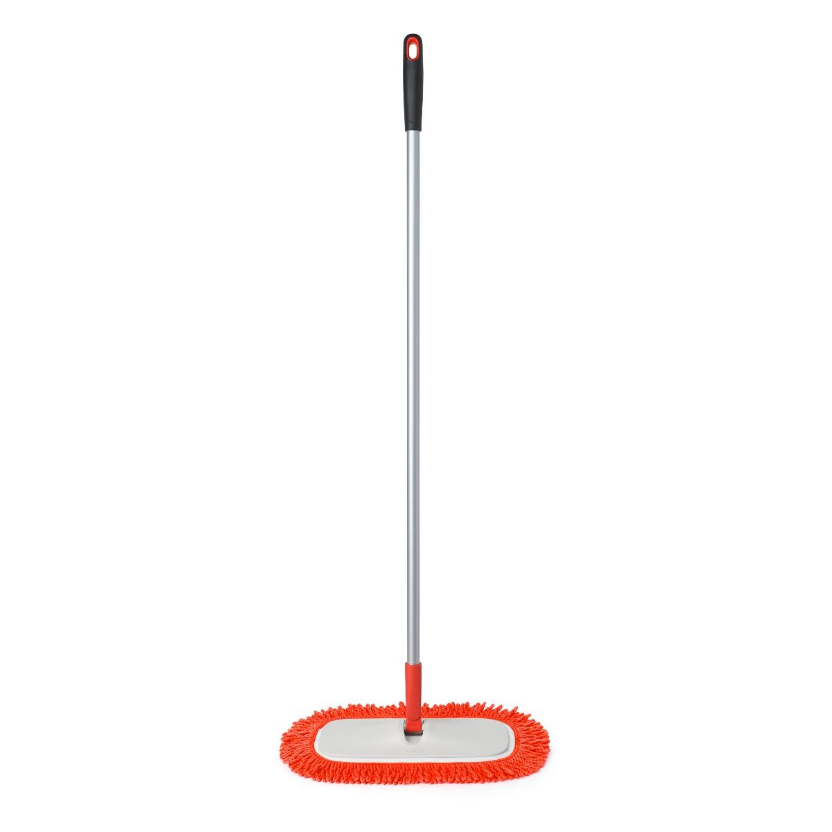 OXO Good Grips Microfiber Floor Duster with Fringe