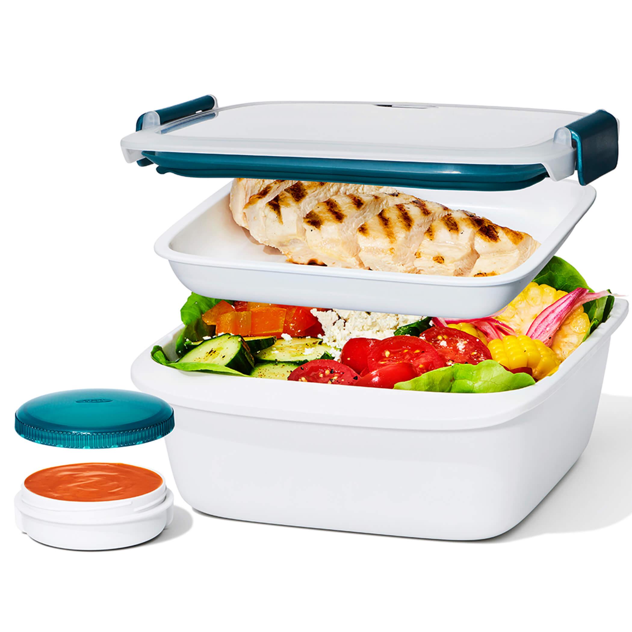 Prep & Go Salad Container