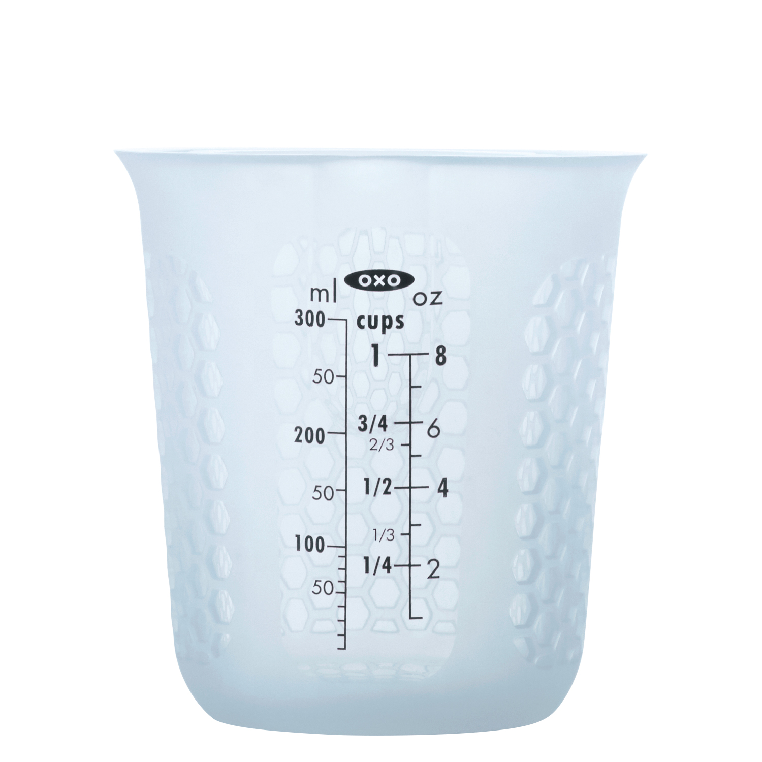 1 Cup Squeeze & Pour Silicone Measuring Cup