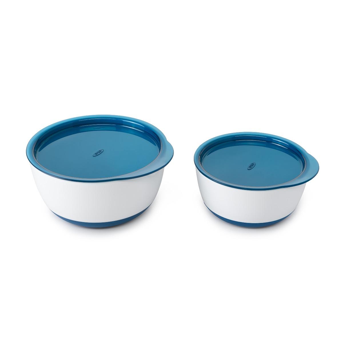 OXO Tot Small & Large Bowl Set-Tot Navy