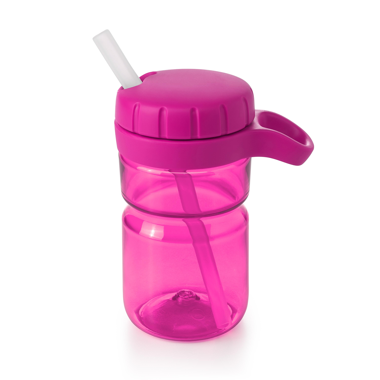 OXO Tot Twist Top Water Bottle - Pink