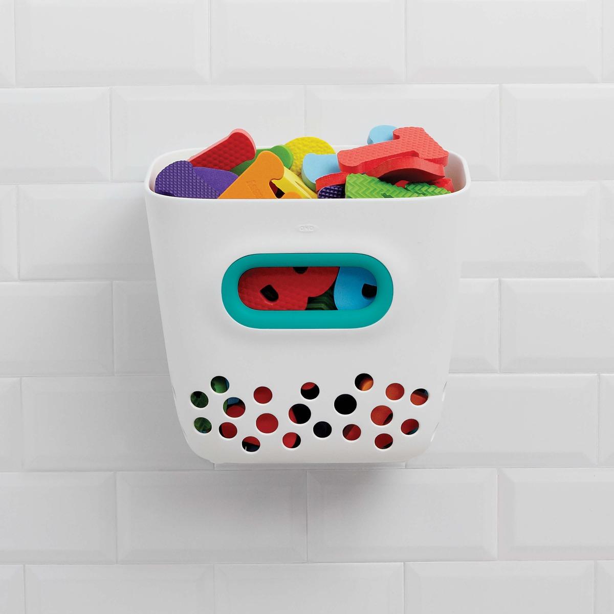 Bath Toy Bin