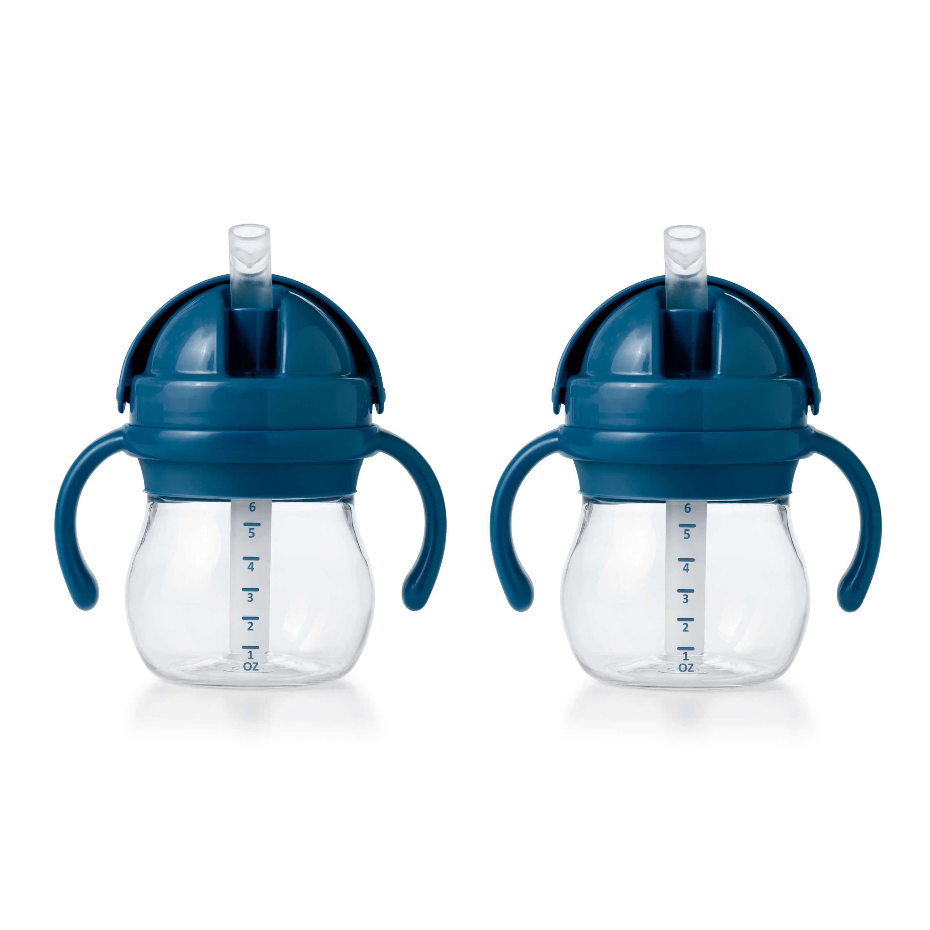 Transitions 6 oz Straw Cup with Handles Set