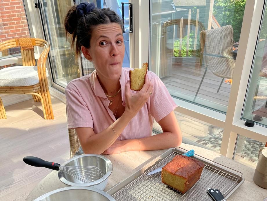 chef eden lemon poppy cake